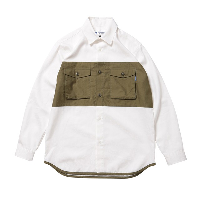 VOLUME ORIGINAL / VINTAGE MILITARY WORK SHIRTS