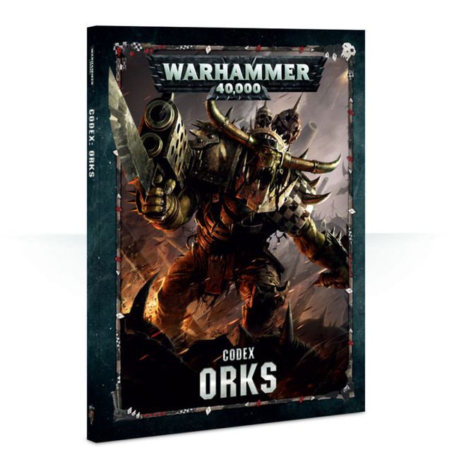 CODEX: ORKS 日本語版