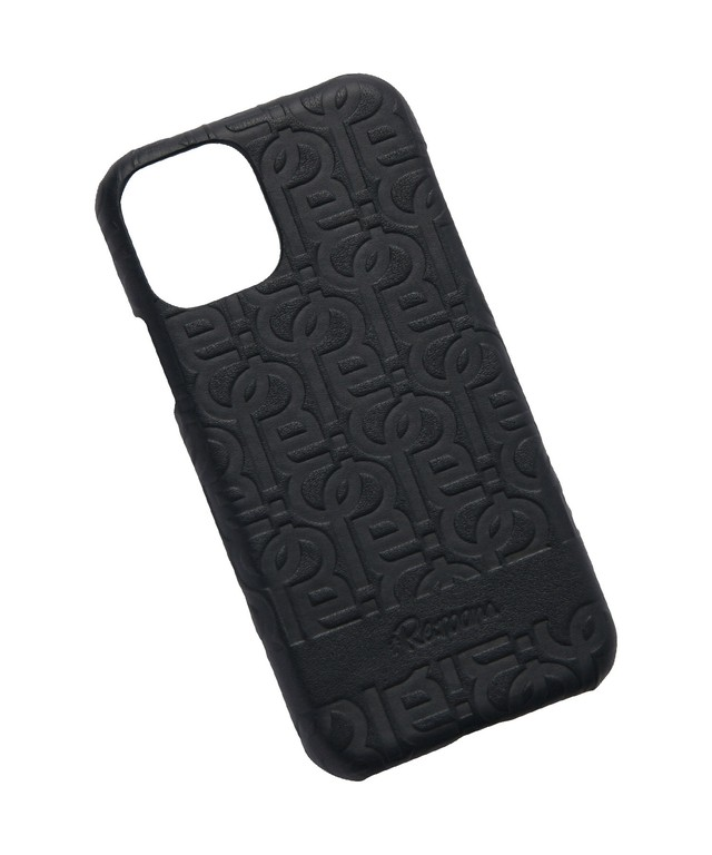 GENUINE LEATHER MONOGRAM iPhone11 Pro CASE[REG122]