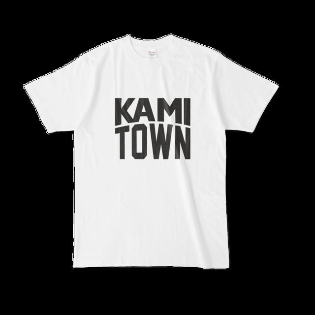 KAMI TOWN Tシャツ