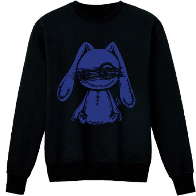 Blue NieRちゃんトレーナー【ユニセックス】