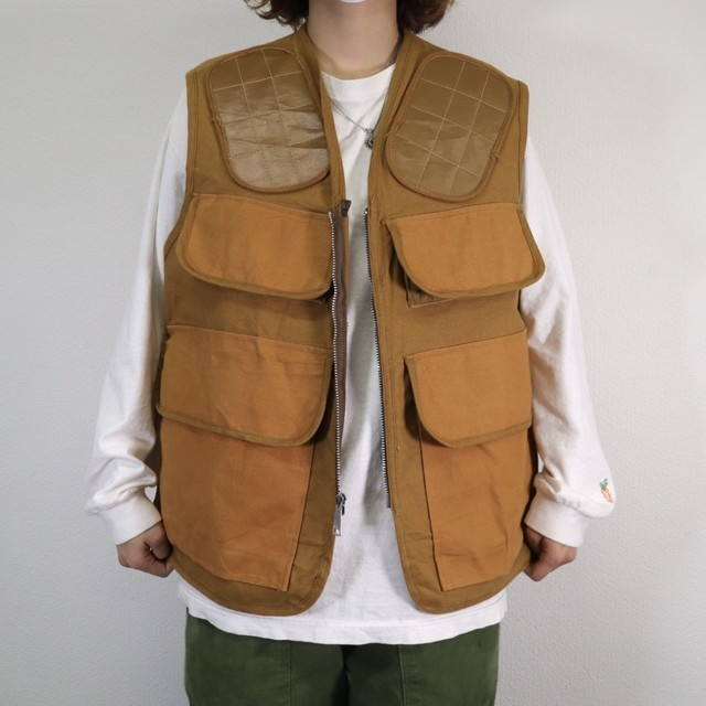 hunting design vest