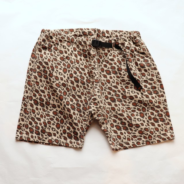 Rokx MG CAMOUFLAGE SHORT (LEOPARD)