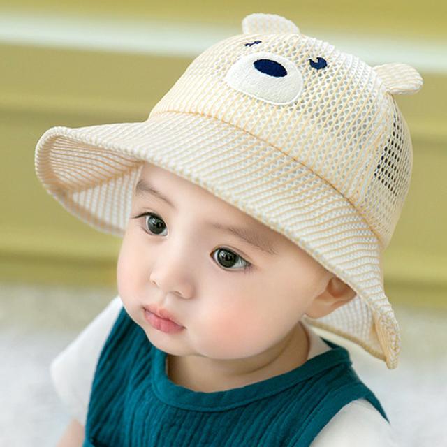 【小物】キュートカートゥーン無地透かし彫り帽子28672886