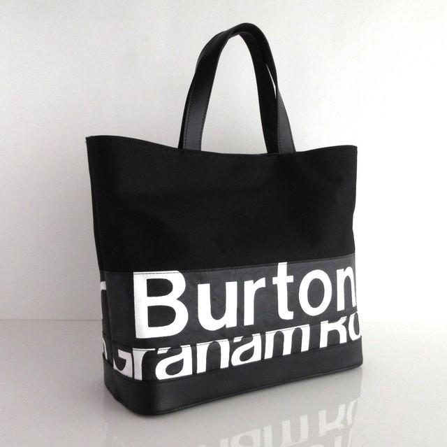 Tote Bag (S) / Black  TSB-0025