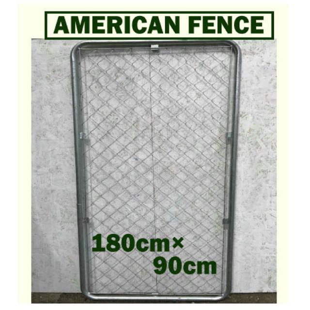 フェンス アメリカン