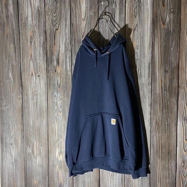[Carhartt]navy pullover