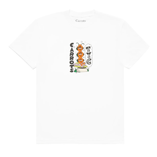 Carrots × Tell Your Children|TRIPPY PILLAR TEE