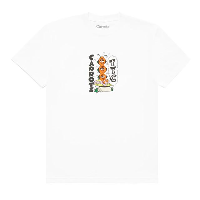 Carrots × Tell Your Children|TRIPPY PILLAR TEE