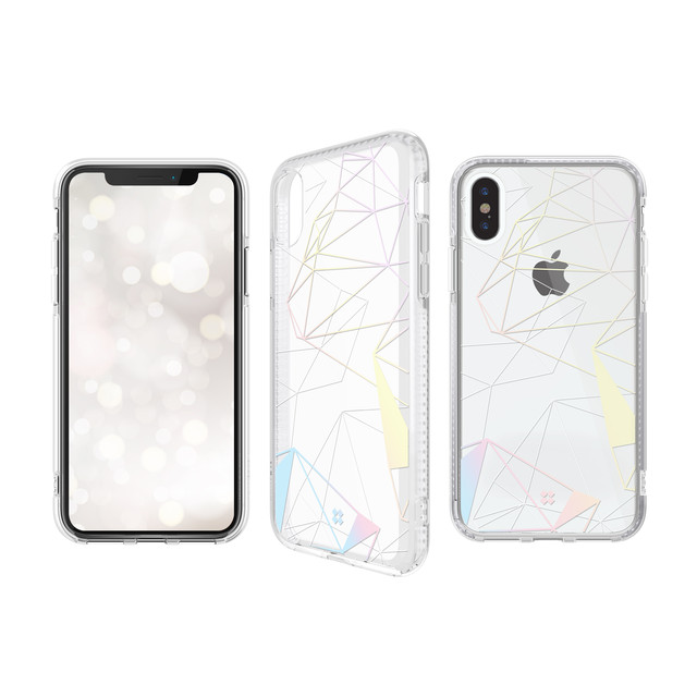 CaseStudi ( ケーススタディ ) iPhone XS / X / XR / XS Max  PRISMART Case 2018 Geometric 耐衝撃 ケース