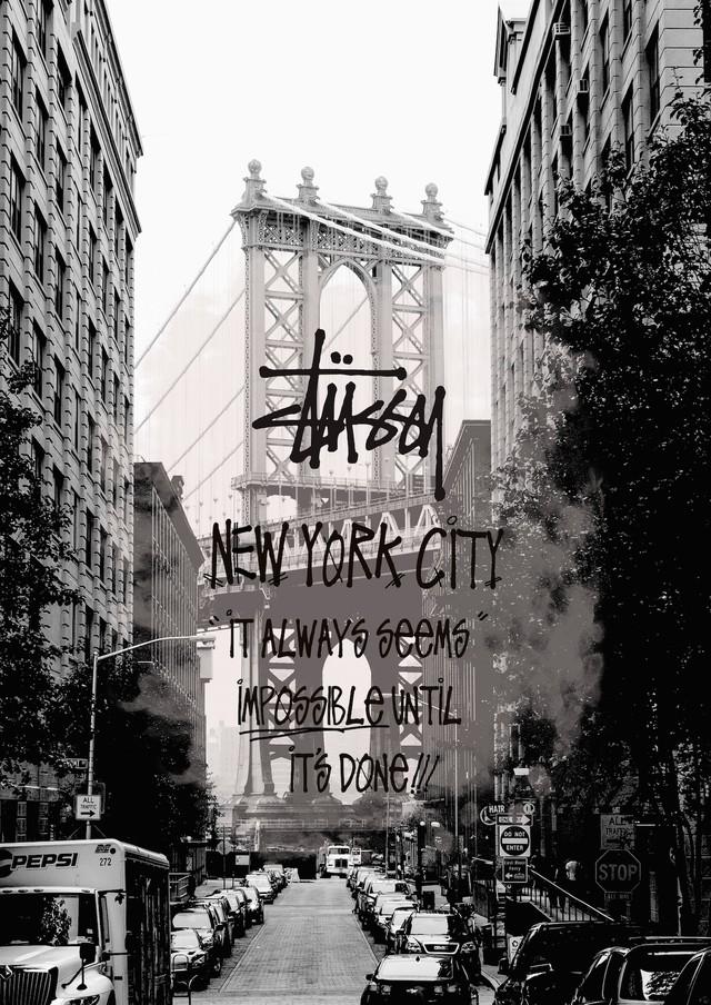 STARDESIGN 作品名:New York City A4ポスター【商品コード: td36】