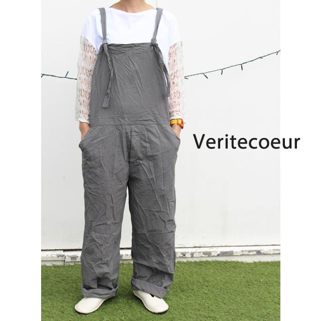 【Veritecoeur】ST-107 オーバーオール