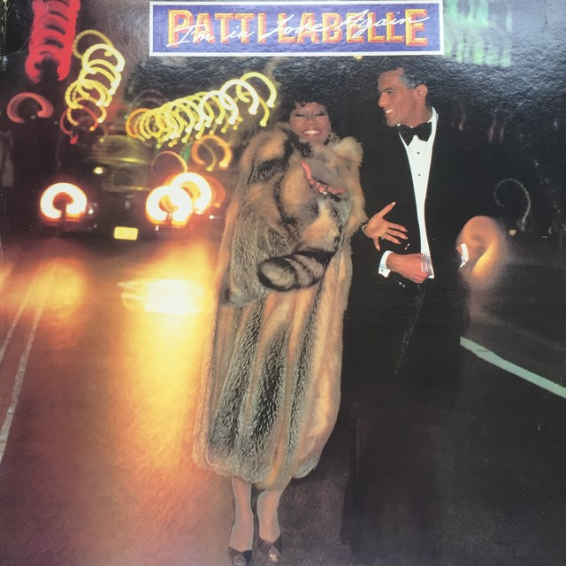 Patti LaBelle ‎– I'm In Love Again