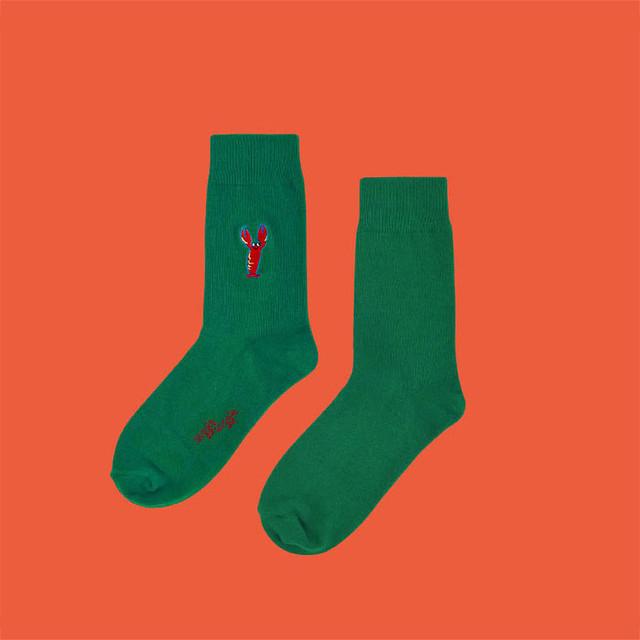 Socks - Lobster
