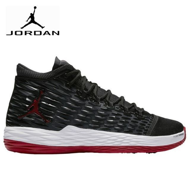NIKE AIR JORDAN MELO M13 - ジョーダン メロ M13 Black/Gym Red/White/Anthracite (81562002)