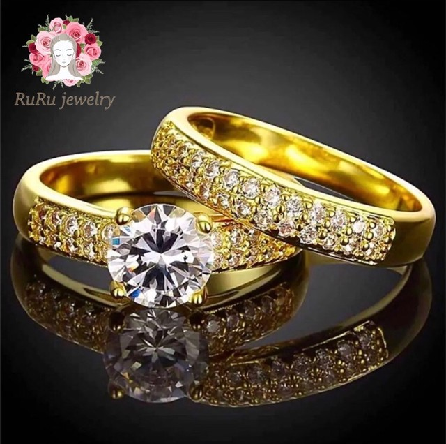 Luxury double stainless(ring)