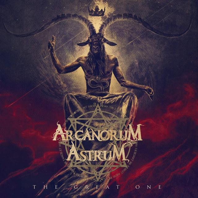 ARCANORUM ASTRUM『The Great One』CD
