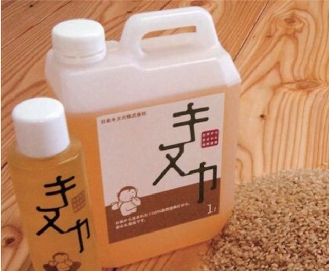キヌカ(1L) お米から生まれた自然塗料