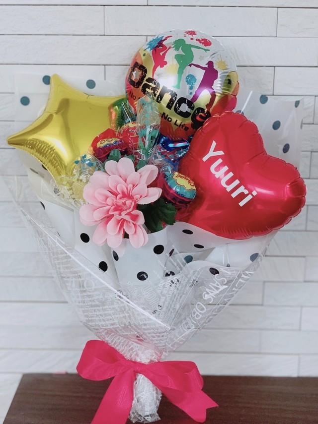 【OA-1】【送料無料】キャンディミニブーケ  大人気!発表会、誕生日、多目的