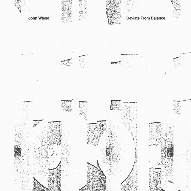 John Wiese - Deviate From Balance  CD - メイン画像
