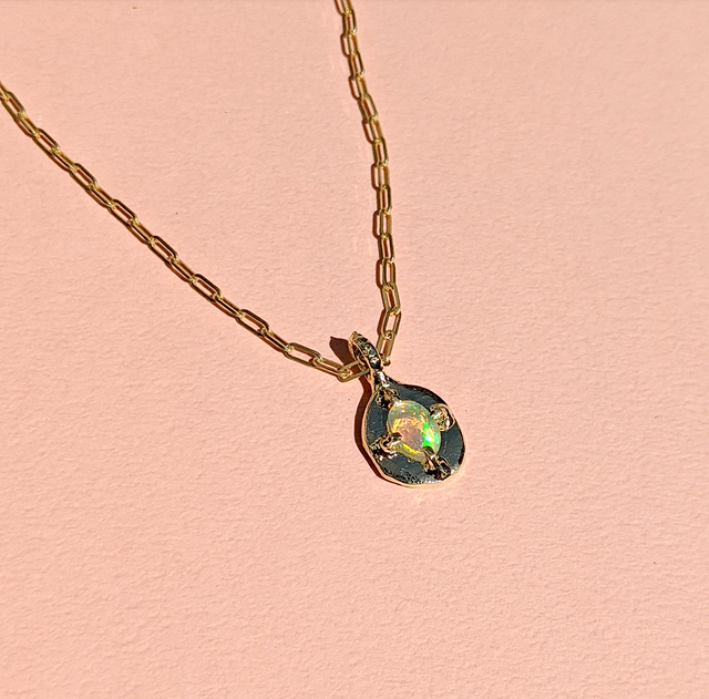 Opal 'STAR' Necklace