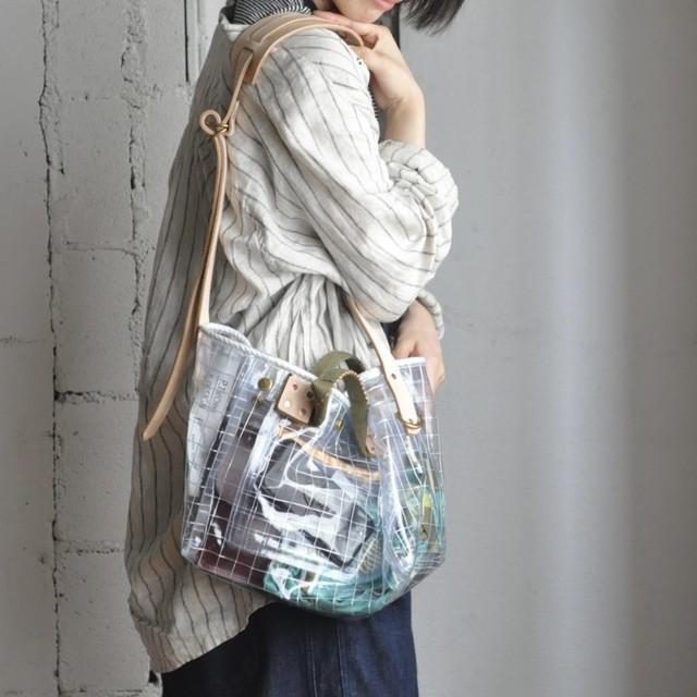 P.T WORKS best & DESIGN WELDER shoulder bag (S)