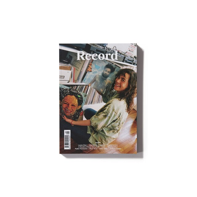 Record Culture Magazine ISSUE 8 (BOOK)