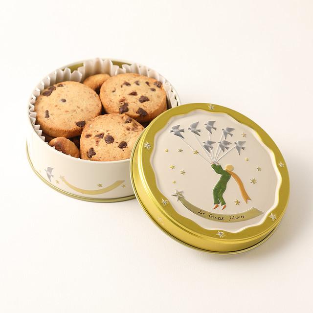 クッキーアソート(プリンス缶)