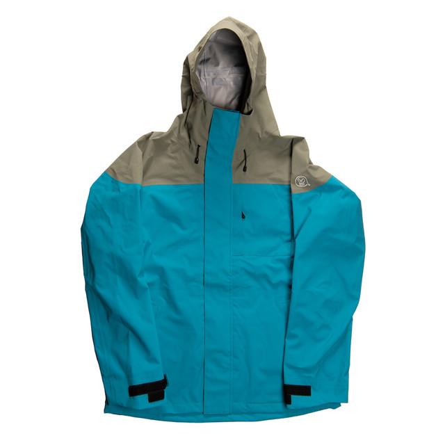 <予約商品>来期モデル2022unfudge snow wear // PEEP JACKET // BLUE