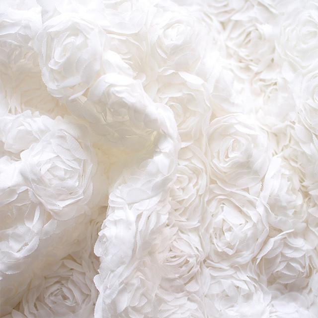 花チュール カット生地 140cm×50cm