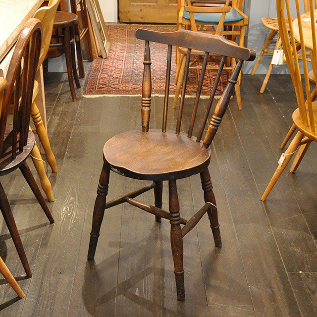 Ercol Kitchen Chair  / アーコール キッチン チェア / 1911-0136-2