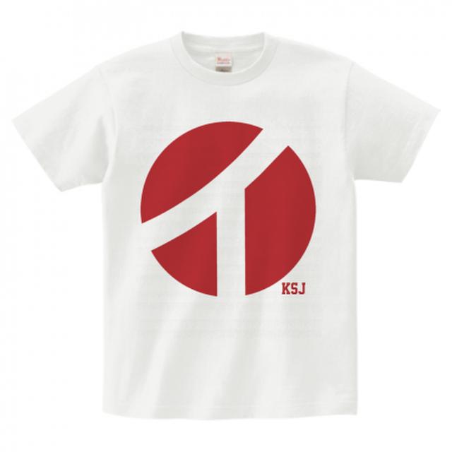 イノベーションに疲れたTシャツ(白)(綿100%)
