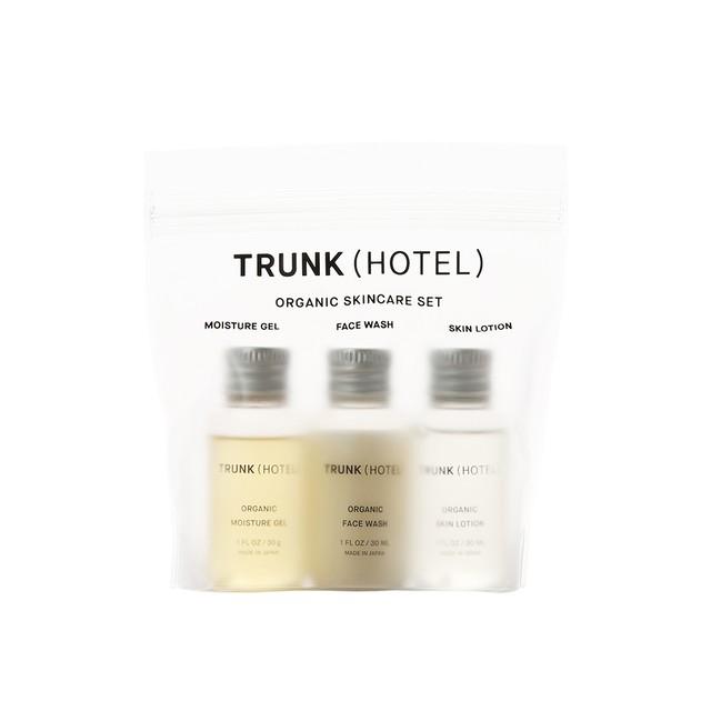 TRUNK Organic Skin Care Set