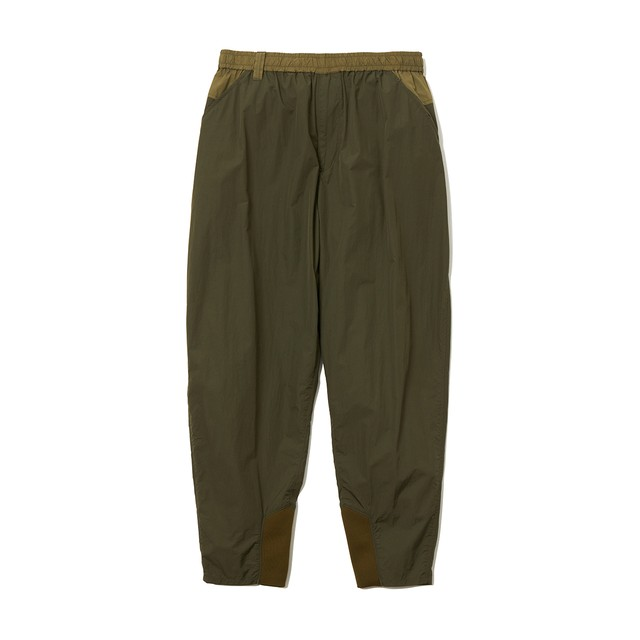 EASY TAPERED PANTS -KHAKI