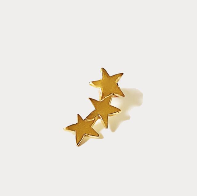 Little star スタッドピアス(片耳)