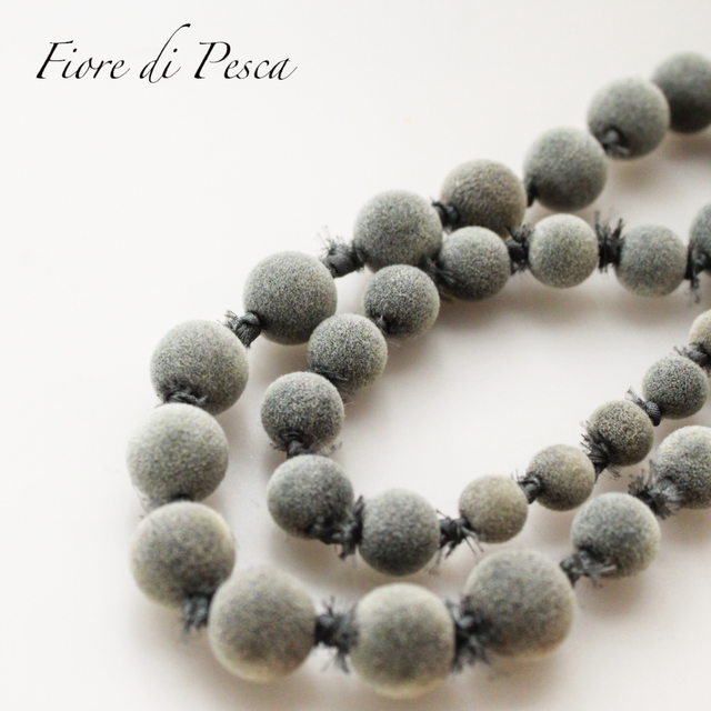 Froky (grey) Necklace