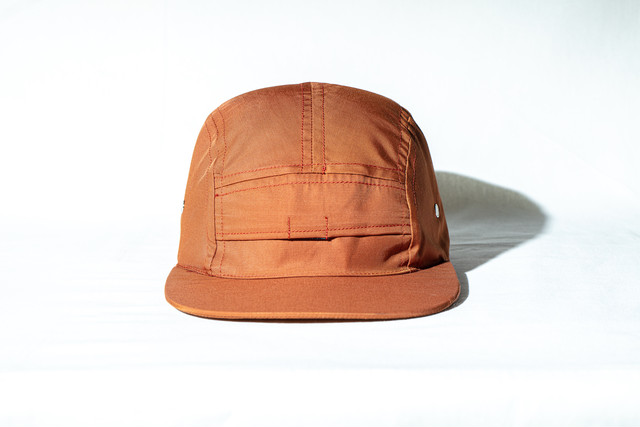 FUNCTIONAL FISHING 5panel Cap / ORANGE
