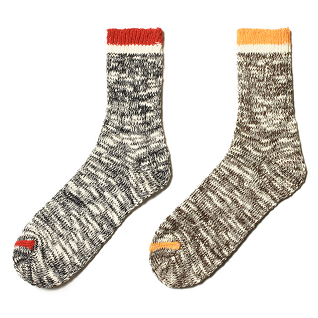 STANDARD CALIFORNIA #SD Cotton Mix Socks-2P