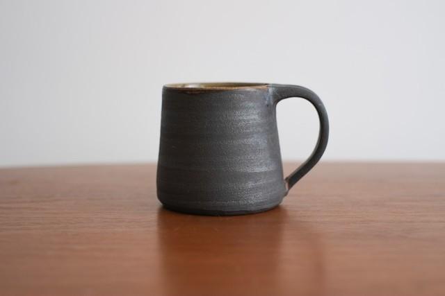 吉永哲子 マグカップ 台形