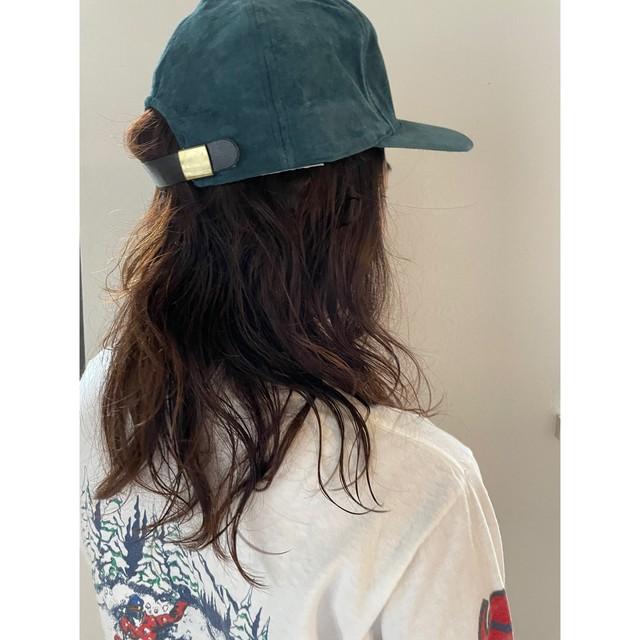 90s SCI SUEDE CAP