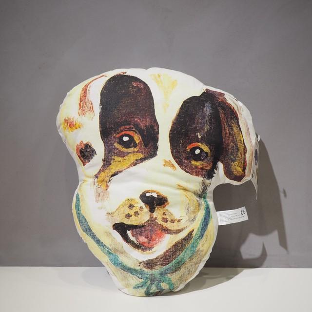 WHITE DOG PILLOWS Nathalie Lete