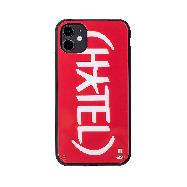 iPhone case by Eric Haze (Red)