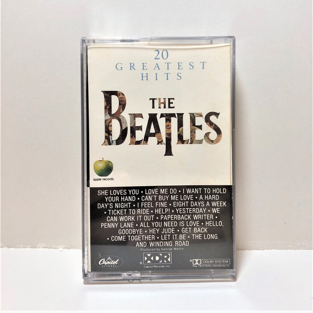 [中古カセット]  The Beatles ‎– 20 Greatest Hits