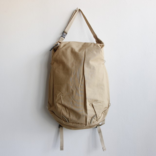 "《MOUNTEN. 2021SS》2way18 ""CORDURA"" / beige"