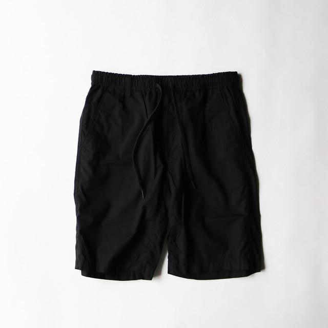 WR EASY SHORT PANTS - BLACK