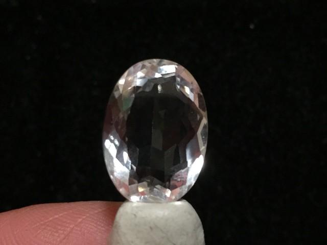 4) ロシアンレムリアン (ダイヤモンドカット)