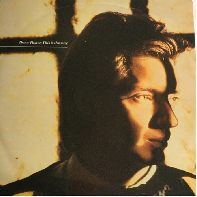【12inch・英盤】Bruce Foxton  /  This is The Way