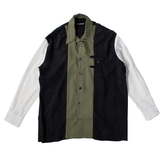 YUKI HASHIMMOTO Jacket Detail Shirt