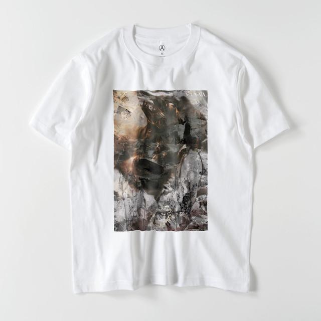 START ビッグシルエットTシャツ ホワイト / Mens