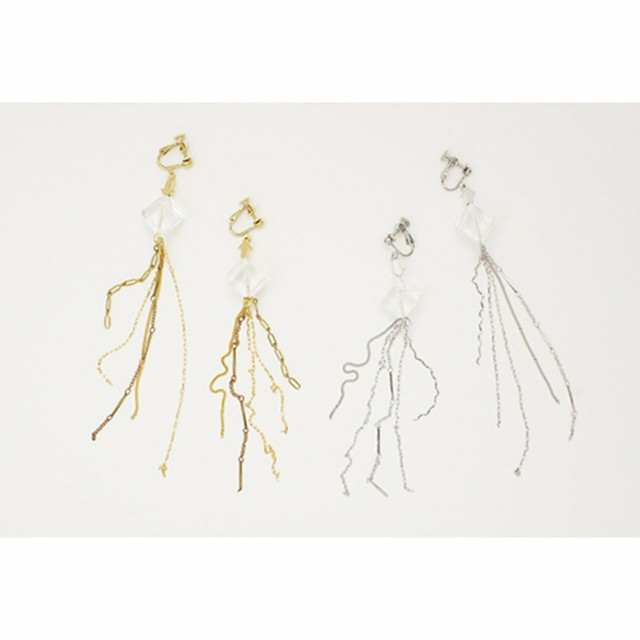 See Through Earring A 【Aquvii】